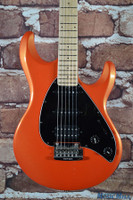 Music Man Silhouette Special Electric Guitar Tangerine Pearl