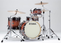 Tama Superstar Classic 4 Piece Jazz Kit Mahogany Burst
