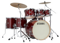 Tama Superstar Classic 7 Piece Drum Kit Classic Cherry Wine