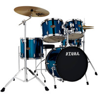 Tama Imperialstar 5 Piece Drum Kit Midnight Blue