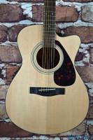 Yamaha FSX315C Concert Acoustic Electric Guitar Natural