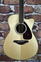 Yamaha FSX830C Concert Acoustic Electric Guitar