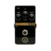 Keeley 1962 British Overdrive Pedal