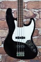 Fender Standard Fretless Jazz Bass Black