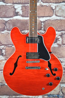 2014 Gibson ES-335 Figured Electric Guitar Cherry