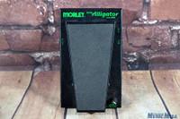 """Morley Steve Vai """"Little Alligator"""" Wah Pedal"""