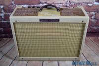 "Fender Blues Deluxe ""Cream of Wheat"" LTD Edition Tube Guitar Combo  Amp"
