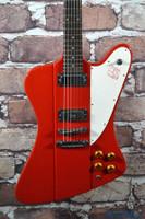 1998 Epiphone Firebird Electric Guitar Cardinal Red