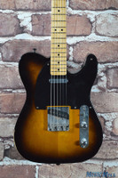 Fender Road Worn '50s Telecaster Electric Guitar 2 Color Sunburst