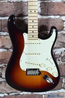 New Fender American Professional Stratocaster 3 Color Sunburst MN