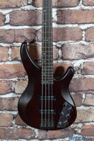 Yamaha TRBX504 Bass Guitar Transparent Brown