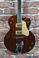 2007 Gretsch G6122-1958 Chet Atkins Country Gentleman Electric Guitar Walnut