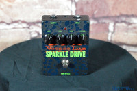 Voodoo Labs Sparkle Drive Guitar Pedal