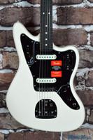 Fender American Professional Jaguar Olympic White RW