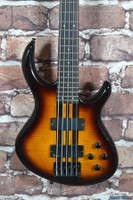 Tobias Toby Pro 5 String Bass Guitar Sunburst