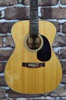 Vintage Aria HF-9502 OM Acoustic Guitar