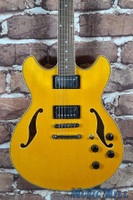 Ibanez AS73AA Antique Amber Hollow Body Electric Guitar