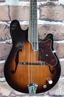 Fender Robert Schmidt FM62E Mandolin Sunburst