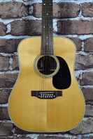 1977 Takamine F-400 Lawsuit 12 String Acoustic Guitar