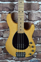 Musicman Sterling 4 Bass Guitar Natural