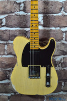 2017 Fender Custom Shop NAMM LTD 1951 Relic Nocaster Faded Nocaster Blonde