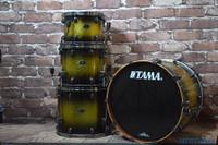 Tama Starclassic Performer Bubinga/Birch 4PC Drum Kit Egyptian Night Burst