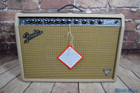 Fender Deluxe VM Limited Edition Blonde Tube Guitar Combo Amp