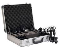 Audix FP7 Fusion Series 7 Piece Drum Mic Pack