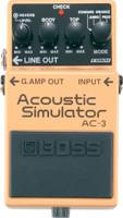 Boss AC‑3 Acoustic Simulator
