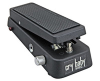 Dunlop 535Q Crybaby Multi-Wah Guitar Pedal