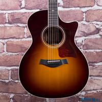 2014 Taylor 714ce Grand Auditorium Acoustic Electric Guitar Vintage Sunburst