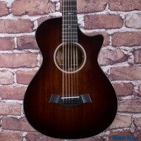 Taylor 562ce 12 Fret 12 String Grand Concert Acoustic Electric Guitar Shaded Edgeburst