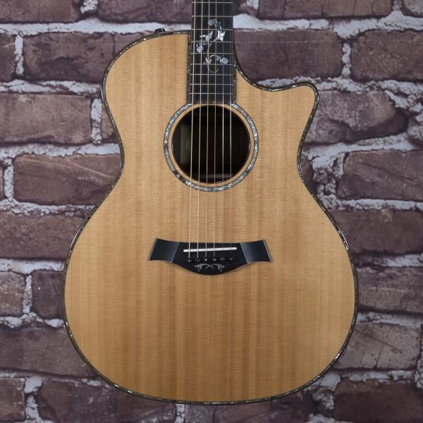2011 Taylor 914ce Grand Auditorium Acoustic Electric Guitar Natural