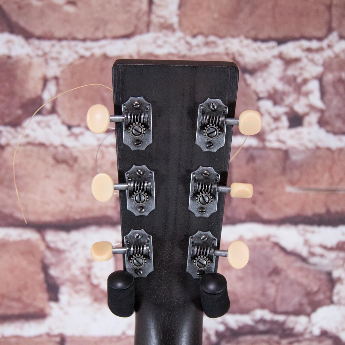 2016 Martin 00L-17 Acoustic Guitar Black Smoke