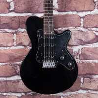 Godin SD 24 Electric Guitar Black Pearl