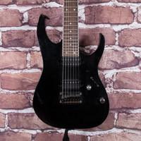Ibanez RG7421 7-String Electric Guitar Black