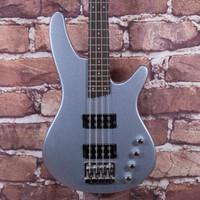 Ibanez SRX300 Bass Guitar Metallic Silver