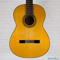 Takamine C128 Classical Acoustic Guitar Natural