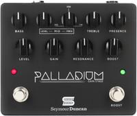 Seymour Duncan Palladium Gain Stage Distortion Pedal Black