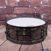 Ludwig 14 x 5 Black Magic Brass Snare Drum