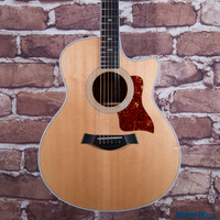 2011 Taylor 416ce Grand Symphony Acoustic Electric Guitar Natural