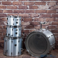 Tama Royalstar 4 Piece Drum Kit Royal Pewter