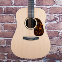 Martin DXMAE Dreadnought Acoustic Electric Guitar Natural