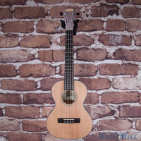 Kala KA-SSTU-TE Travel Tenor Acoustic Electric Ukulele