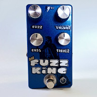 Jellyfish Electronics Fuzz King Guitar Pedal
