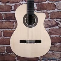 Cordoba 55FCE Negra Crossover Nylon String Classical Guitar