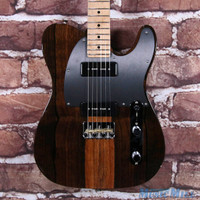 Fender Limited Edition Exotic Collection Malaysian Blackwood Telecaster 90