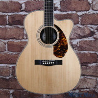 B-Stock Fender PM-3 Limited Adirondack Triple-0 Acoustic Electric Guitar