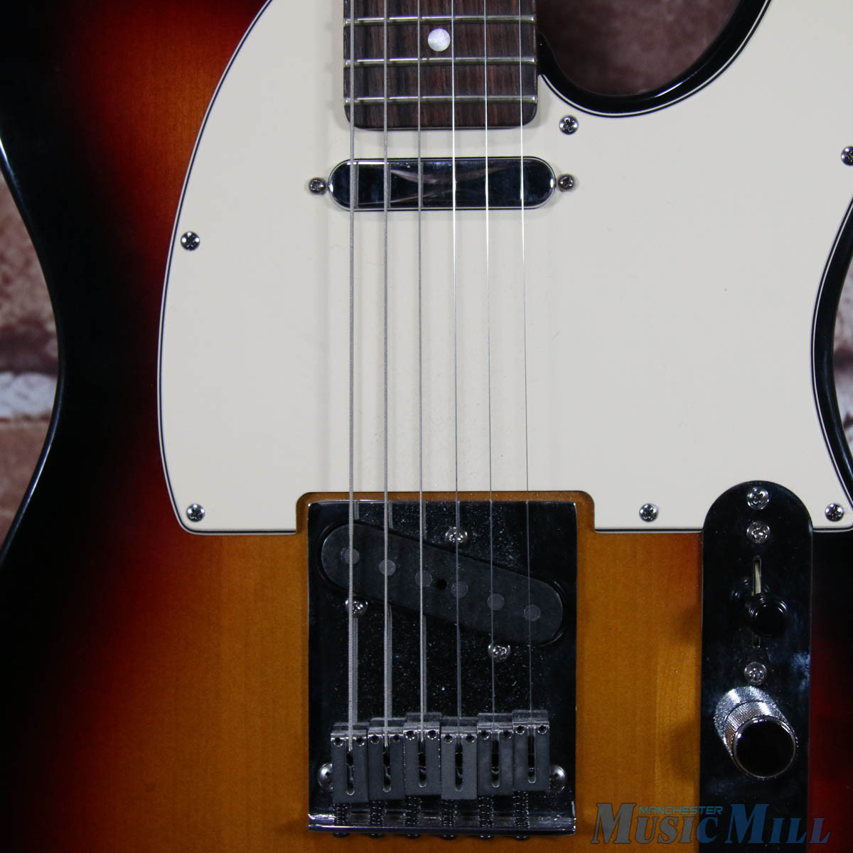 2006 Fender Diamond 60th Anniversary American Telecaster 3 Color Sunburst