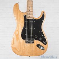 1979 Fender Stratocaster Hardtail Electric Guitar Natural